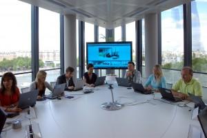 Hebergement de messagerie instantanée et visioconference Skype Entreprise lync
