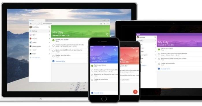 Microsoft To-Do, une application pour gérer vos tâches professionnelles ou personnelles
