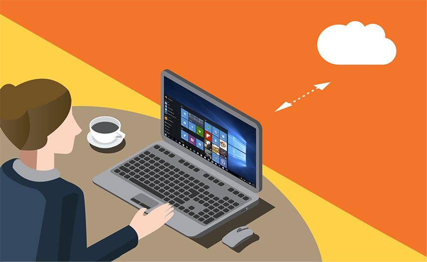Virtualisation du poste de travail et bureau distant en entreprise