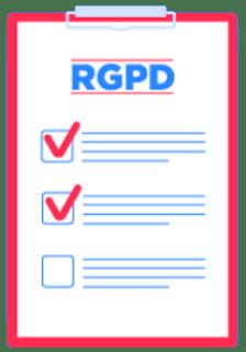 étapes clés pour réussite RGPD Règlement européen sur protection des données avec délégué à la protection des données DPO