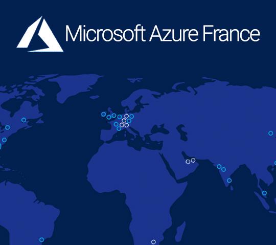 Microsoft ouvre ses datacenters Azure en France
