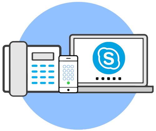 Découvrez toutes les fonctionnalités Skype Business Online pour votre entreprise !