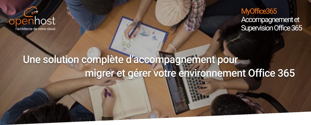 Service intégration et déploiement Office 365 Entreprise MyOffice365