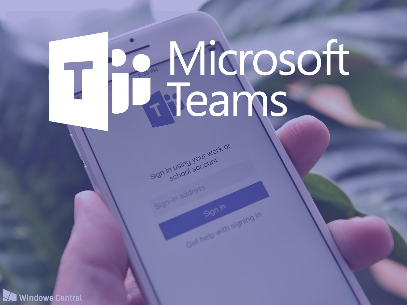 Microsoft Teams disponible en version gratuite