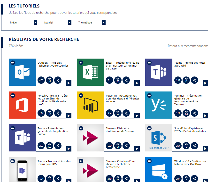 microsoft e learning office 365 formation en ligne