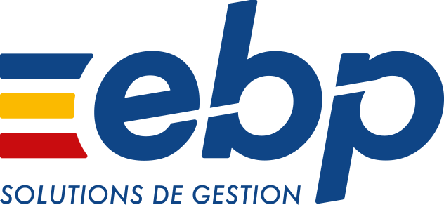Logo EBP solution de gestion Cloud