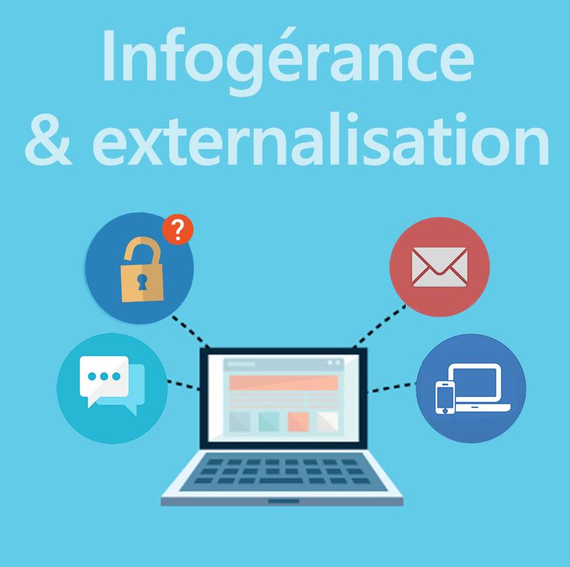 Infogérance IT et externalisation informatique PME