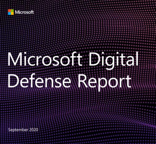 Cybersécurité : Le rapport Microsoft Digital Defense 2020 identifie des cyberattaques plus sophistiquées