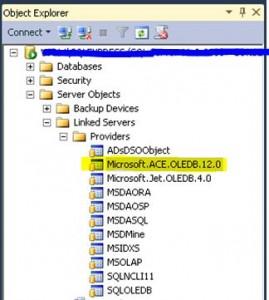 oubliez pas non plus de vérifier que l'instance SQL a bien les