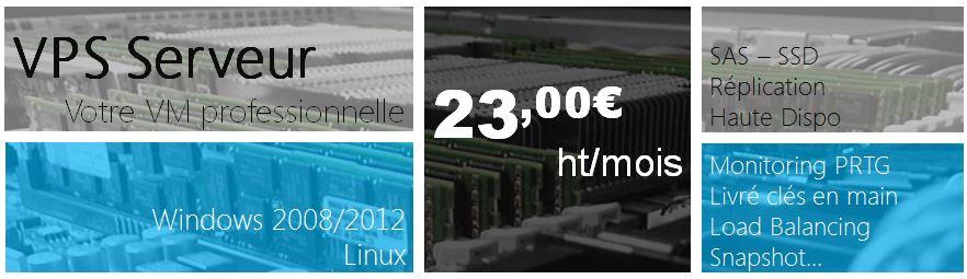 VPS Serveur Windows Linux